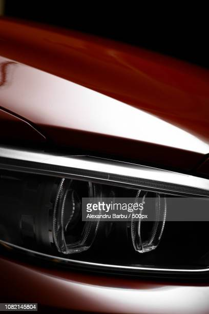 car led headlight - pie in the face stock pictures, royalty-free photos & images