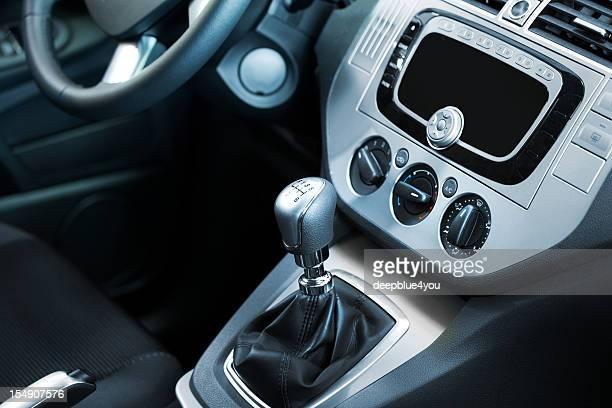car navigation display
