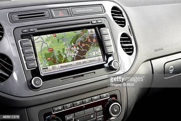 Car navigation technology