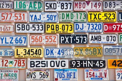 Nsw Car Registration Number Plates