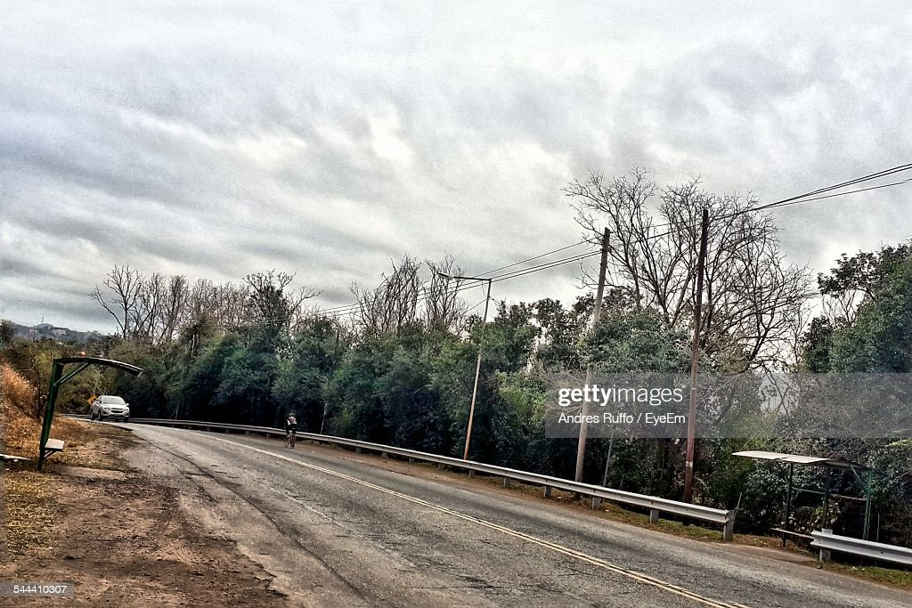 Car On Road : Stock Photo