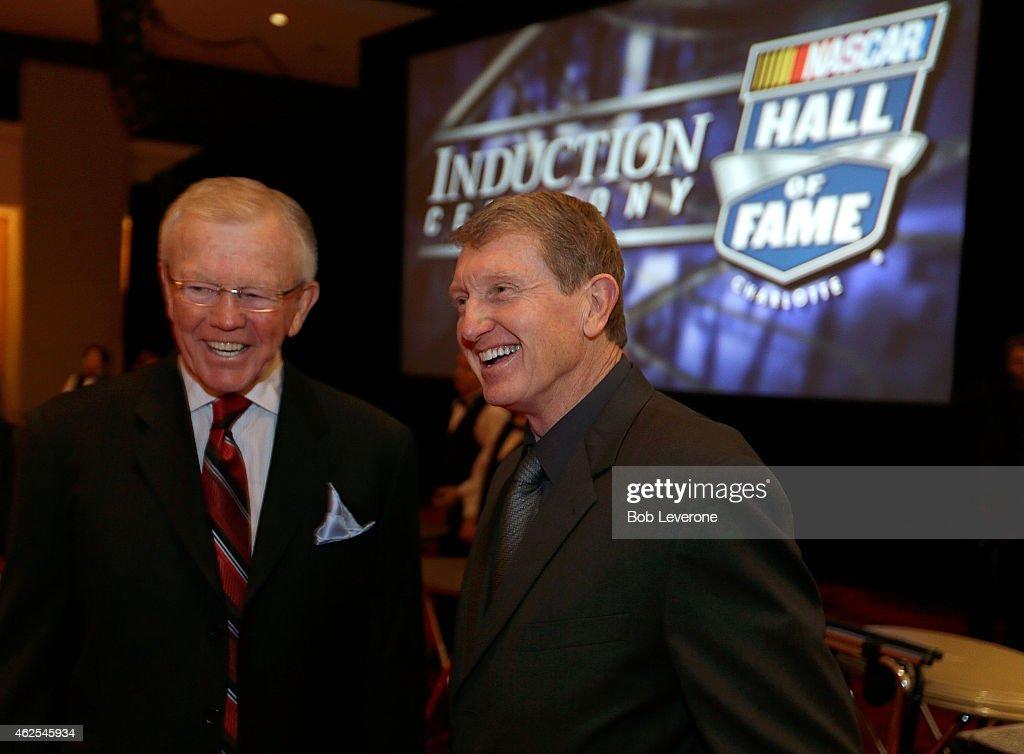 2015 NASCAR Hall of Fame Induction Ceremony