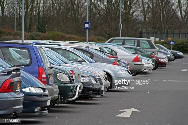 car park - parking stock pictures, royalty-free photos & images