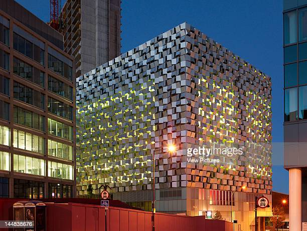 Car Park Sheffield Arundel Gate St Paul''S Place Sheffield South Yorkshire United Kingdom Architect Allies And Morrison Car Park Sheffield Allies And...