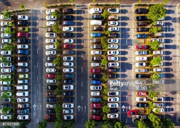car parking - car park stock pictures, royalty-free photos & images