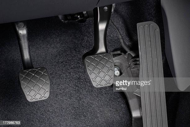 Car Pedals Series