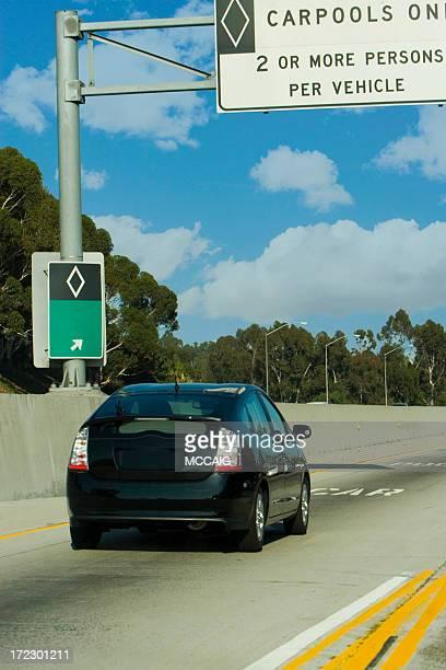 Auto pool lane