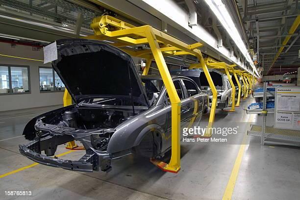 car production plant