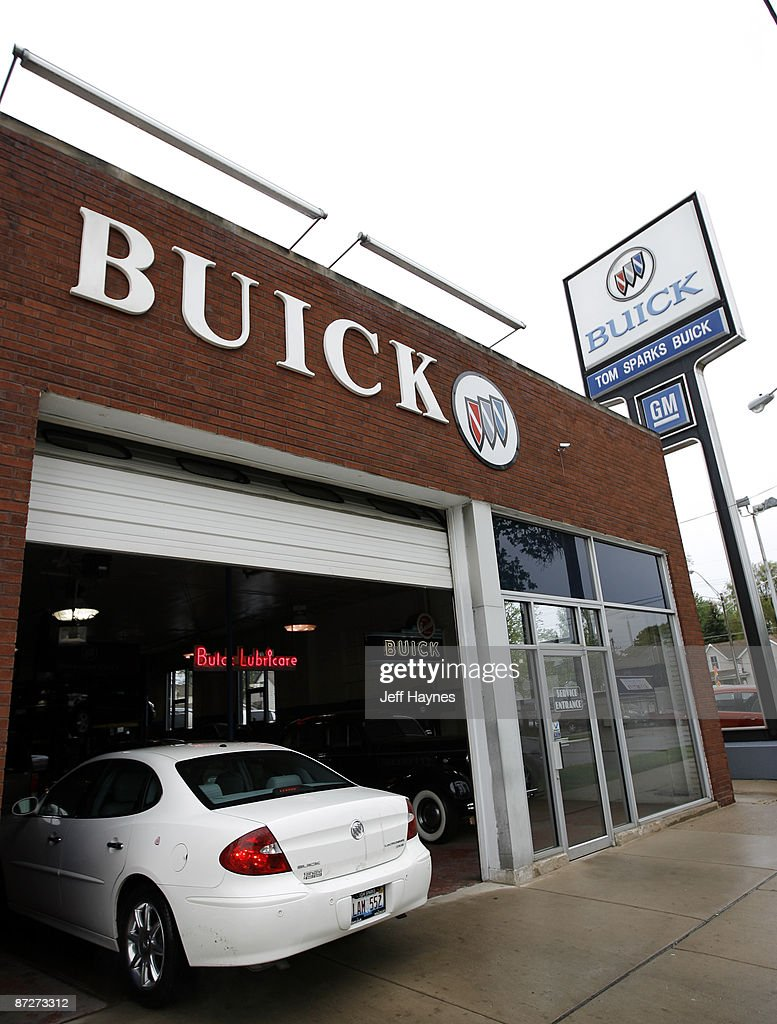 General Motors To Close Over Dealerships Across The Country - Buick dealership