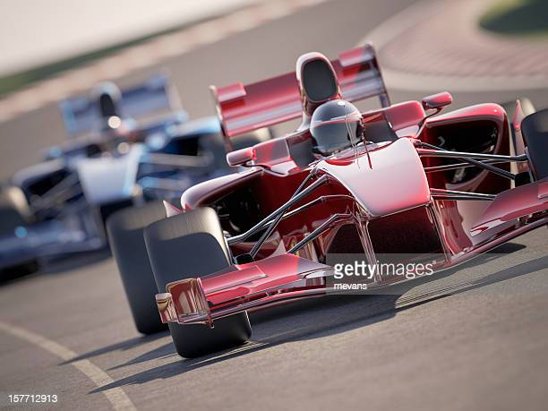 car race - grand prix motor racing stock pictures, royalty-free photos & images