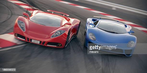 Auto Rennen