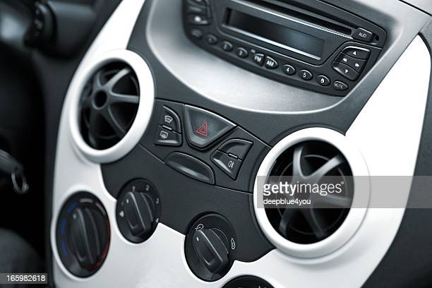 Car radio, cd, air condition