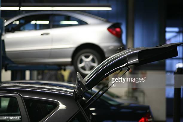 Aluguer de carros Loja de reparação