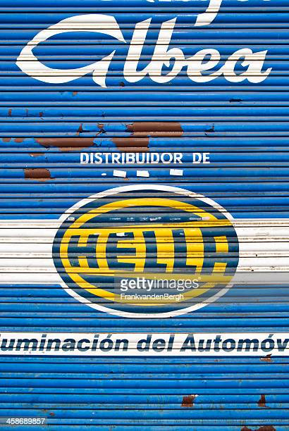car repair shop shutter - industrial door stock pictures, royalty-free photos & images