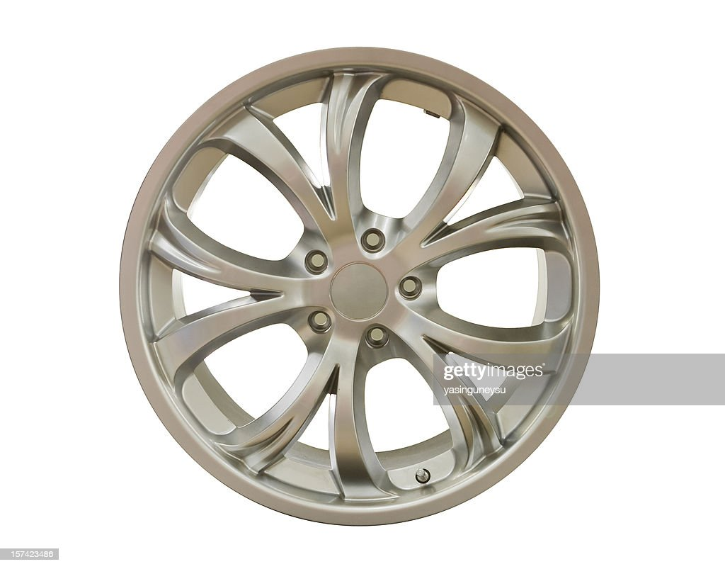 Car Rim Series : Stock Photo