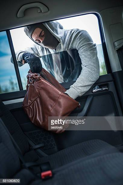 Car robbery