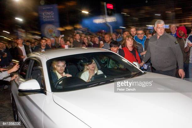 A car salesman mistakenly thought to be Leicester City striker Jamie Vardy is mobbed by fans On the 2nd May 2016 Leicester City football club became...