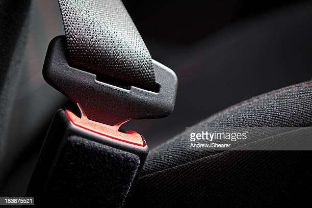 Cinturón de seguridad de coche