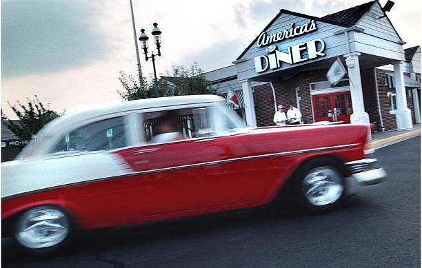 LXCAR SHOW DATE Car Show Held At Americas Best Diner - Leesburg car show