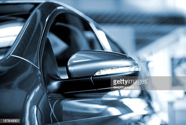 car side mirror - side view mirror stock photos and pictures