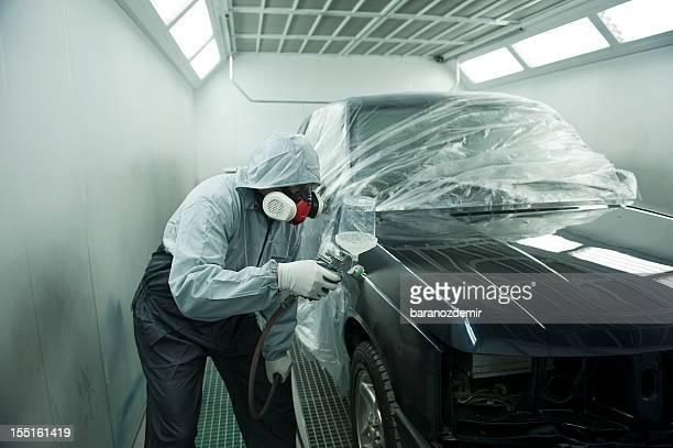 Spray-Malerei-Service