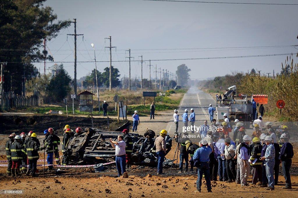 Explosion in Cordoba: One killed, seven injured : News Photo
