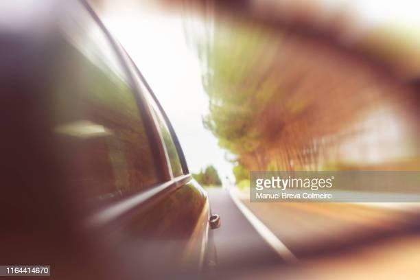 car trip - green car crash stock pictures, royalty-free photos & images
