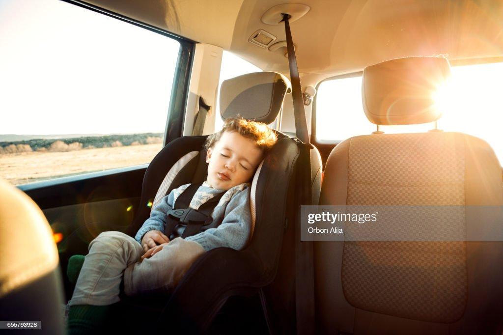 Car Trip : Stock Photo