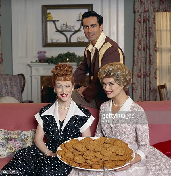 SUSAN Car Trouble Episode 15 Pictured Nestor Carbonell as Luis Rivera as Ricky Ricardo Kathy Griffin as Vicki Groener as Lucy Ricardo Brooke Shields...