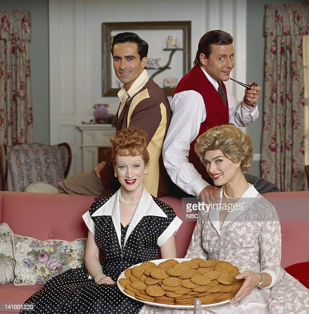 SUSAN Car Trouble Episode 15 Pictured Nestor Carbonell as Luis Rivera as Ricky Ricardo Judd Nelson as Jack Richmond as Ward CleaverÊ Kathy Griffin as...