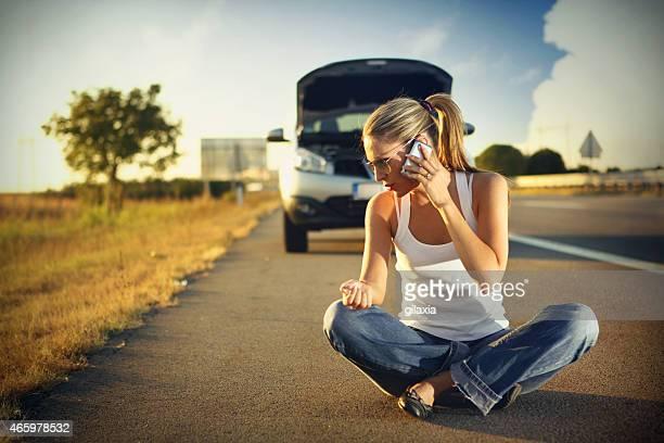 Car problemas.