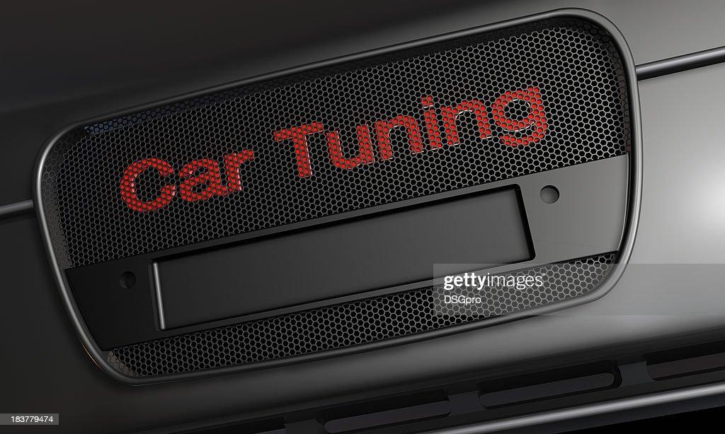 Car Tuning : Stock Photo