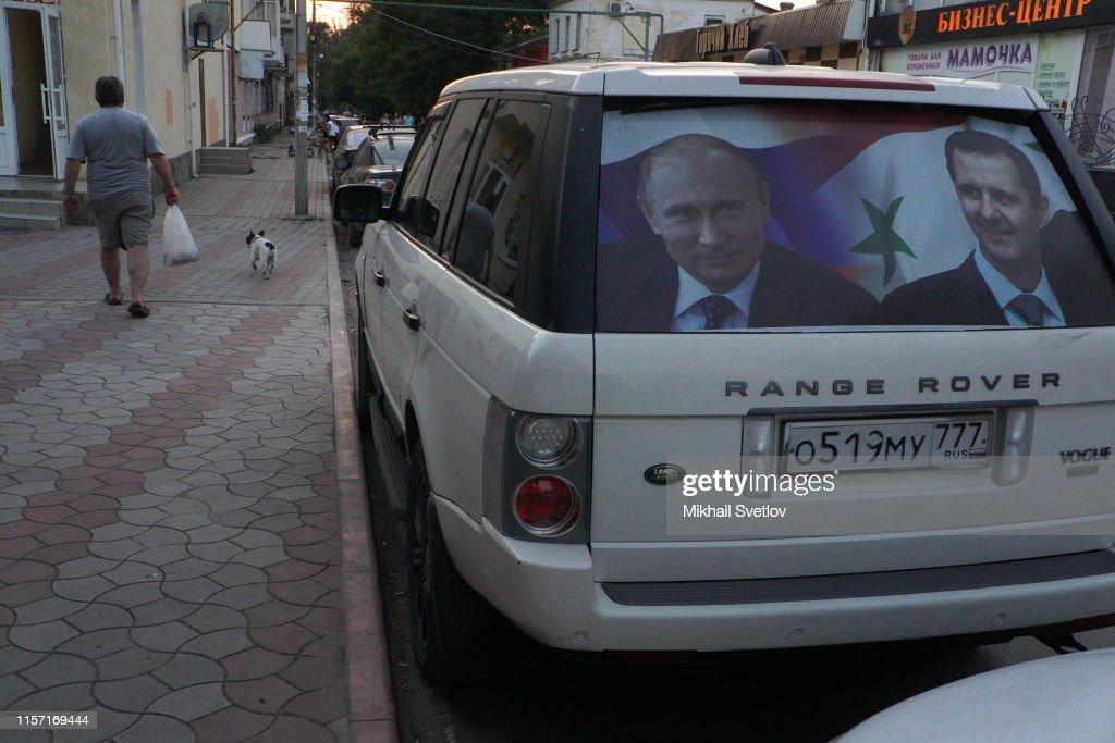 Daily life in Crimea : News Photo