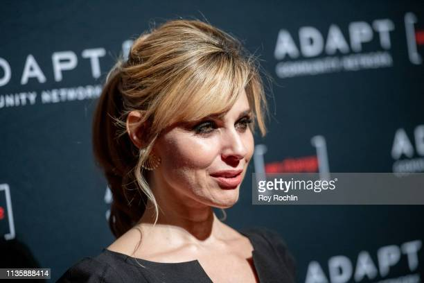 Cara Buono attends the 2019 Adapt Leadership Awards at Cipriani 42nd Street on March 14 2019 in New York City