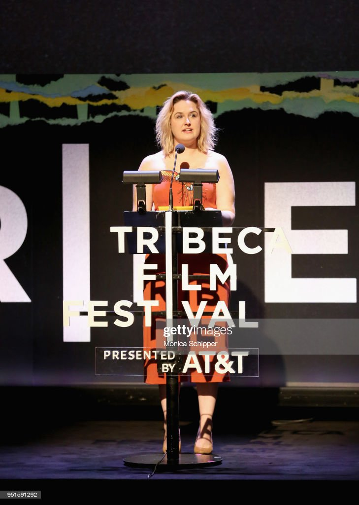 2018 Tribeca Film Festival Awards Ceremony