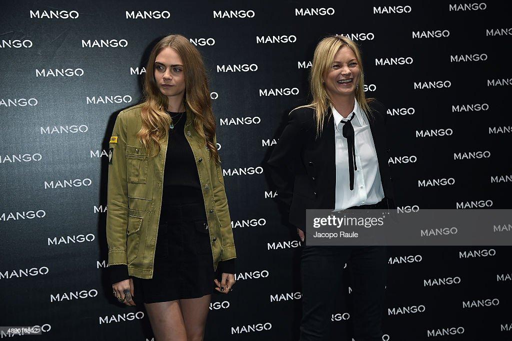 Mango Boutique Opening - Milan Fashion Week  SS16 : News Photo