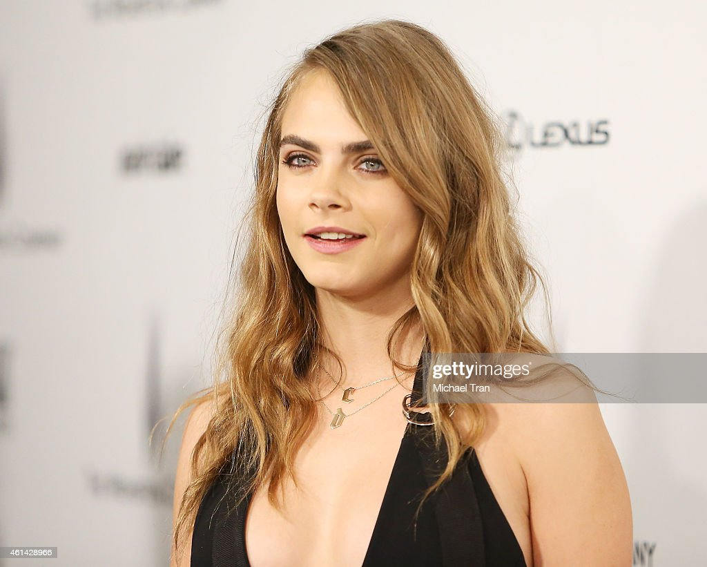 The Weinstein Company And Netflix Golden Globes After Party - Arrivals : News Photo