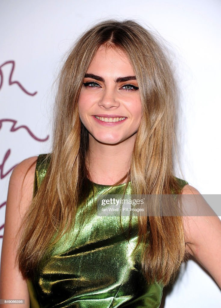 British Fashion Awards 2012 - London : News Photo