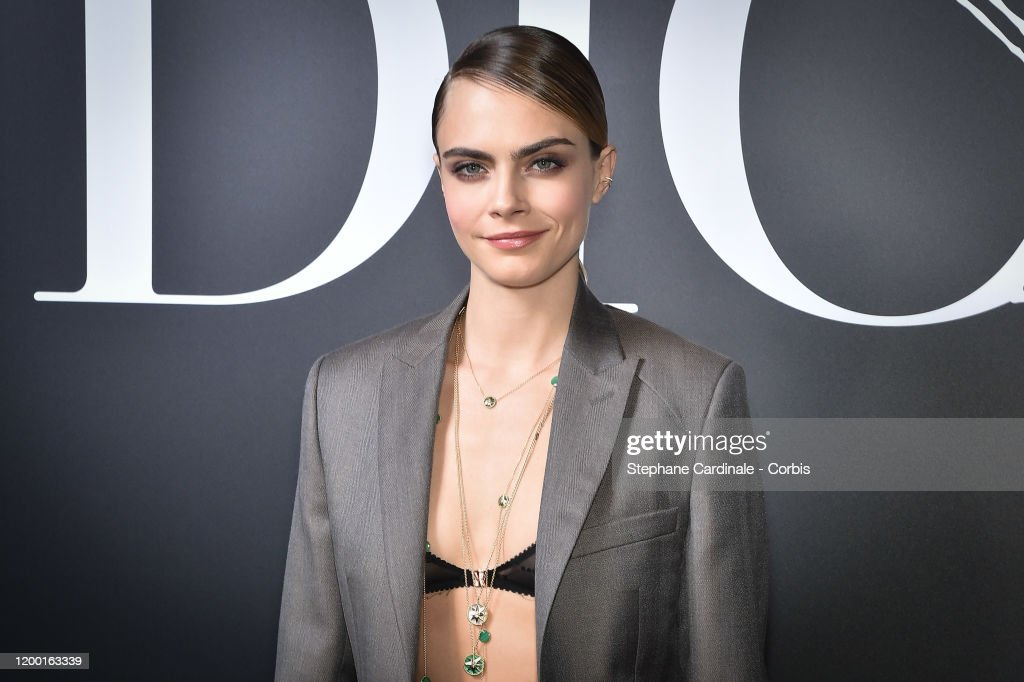 Dior Homme : Photocall - Paris Fashion Week - Menswear F/W 2020-2021 : News Photo