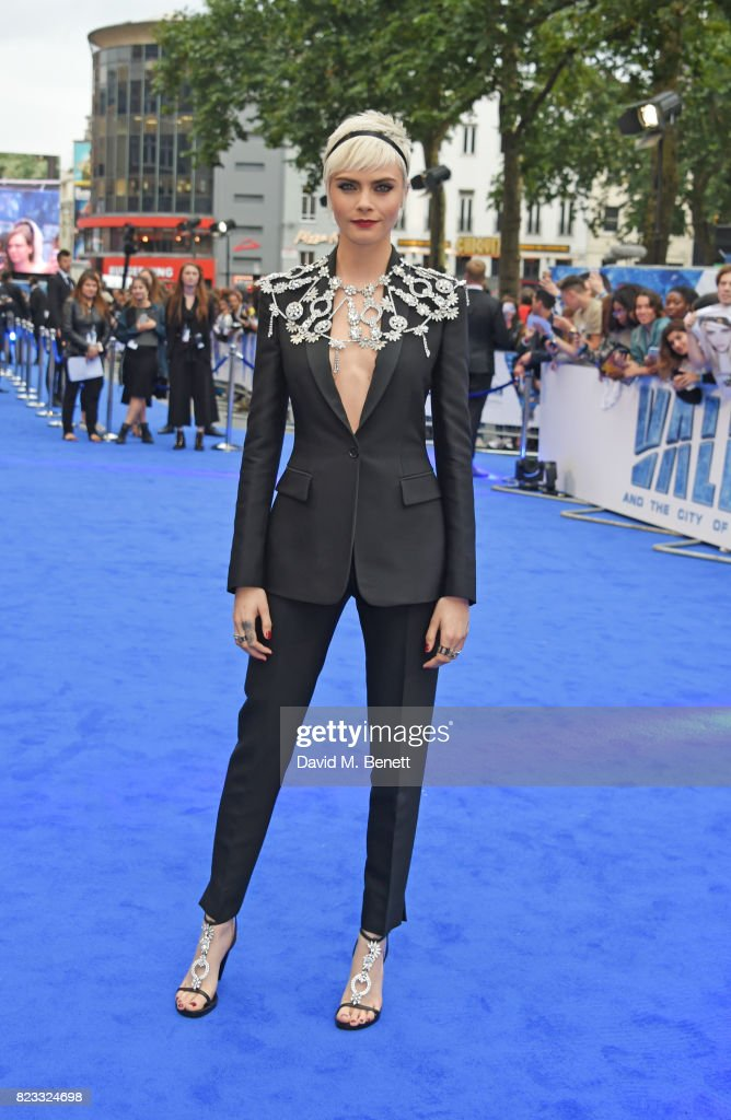 """Valerian And The City Of A Thousand Planets"" - European Premiere - VIP Arrivals"