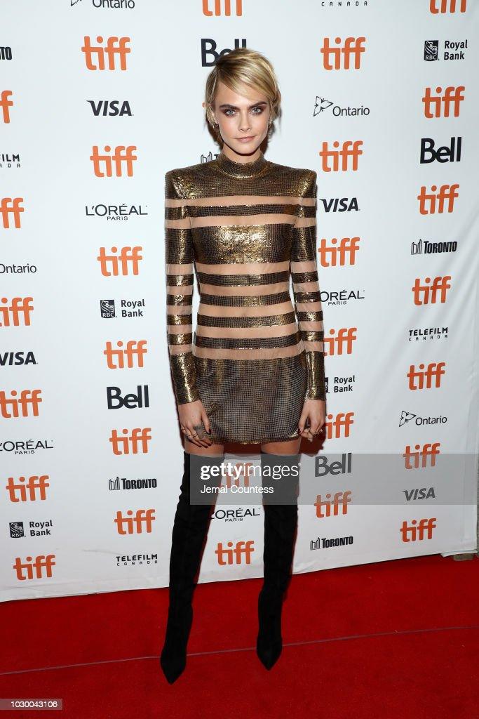 "2018 Toronto International Film Festival - ""Her Smell"" Premiere"