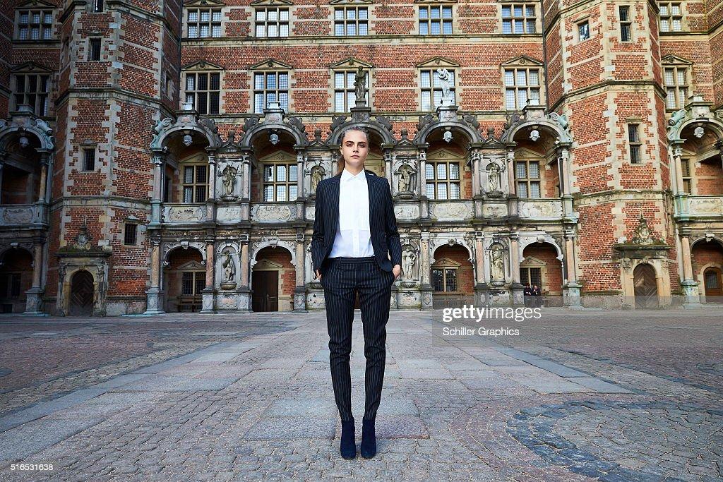 'Jonathan Yeo Portraits' Exhibition Opening In Frederiksborg Castle