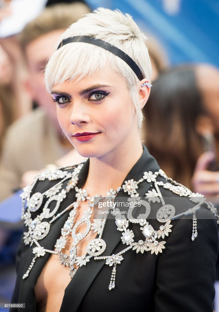 'Valerian And The City Of A Thousand Planets' European Premiere - Red Carpet Arrivals : News Photo