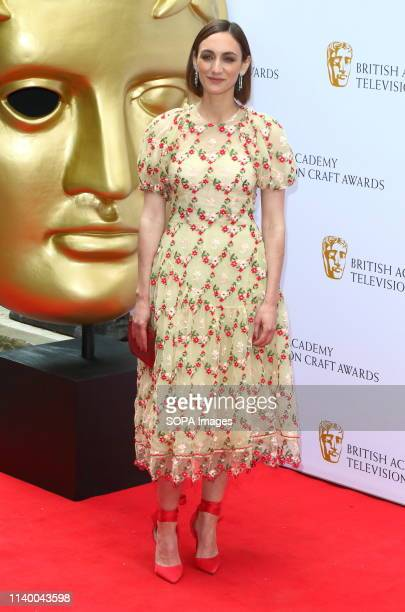 Cara Horgan at the British Academy Television Craft Awards at The Brewery Chiswell Street