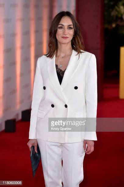 Cara Horgan attends The Aftermath World Premiere held at The Picturehouse Central on February 18 2019 in London England