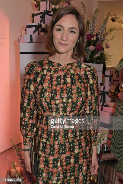 Cara Horgan attends the Boodles launch party in celebration of the new Wonderland High Jewellery collection at the Serpentine Sackler Gallery on May...