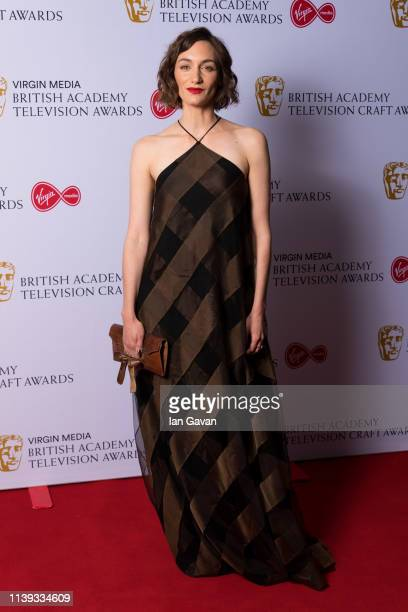 Cara Horgan attends the British Academy Television and Craft Awards nominees party at Sea Containers on April 25 2019 in London England