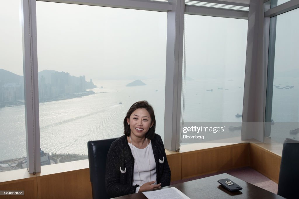 Morgan Stanley Managing Director and Head of Asia Real Estate Investment Banking Cara Li