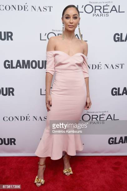 Cara Santana attends Glamour's 2017 Women of The Year Awards at Kings Theatre on November 13 2017 in Brooklyn New York