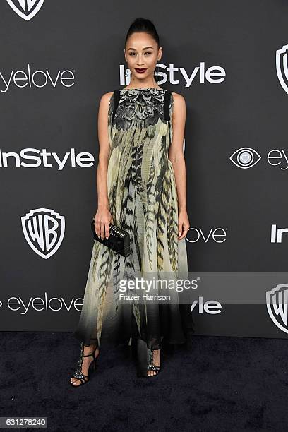 Cara Santana attends the 18th Annual PostGolden Globes Party hosted by Warner Bros Pictures and InStyle at The Beverly Hilton Hotel on January 8 2017...